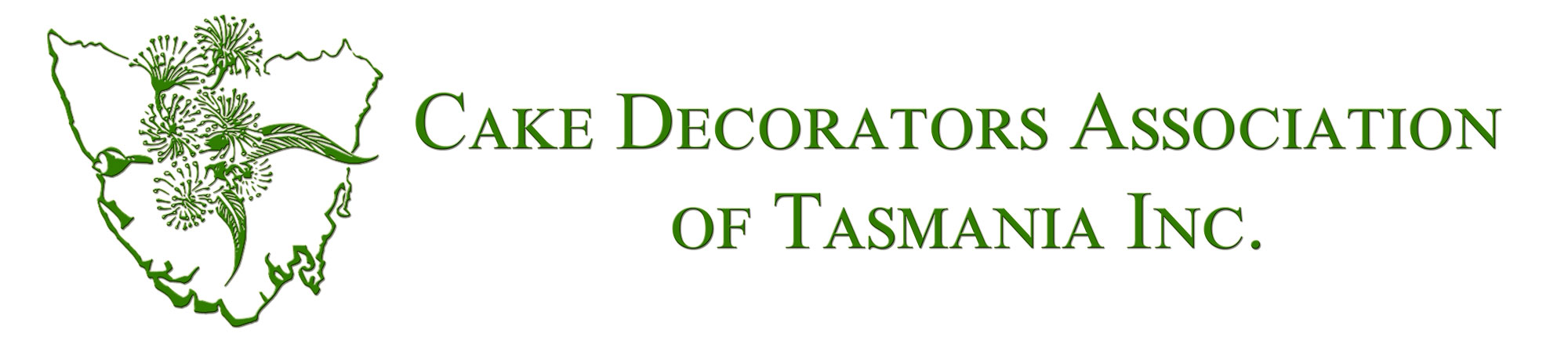 Cake Decorators Association of Tasmania Inc Logo